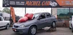 Gm Chevrolet Corsa Sedan 1.0 Milenium 2001 Cinza - 2001