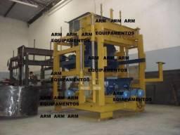 Maquina Hidráulica Para blocos de concreto
