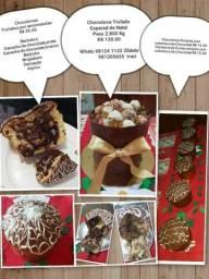 ?Deliciosos Chocotones trufados por encomendas: