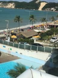 Excelente Flat a Beira Mar de Ponta Negra