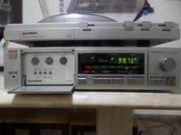 Conj. Gradiente T515 + R323 - Belt-drive + Amplif/Tunner