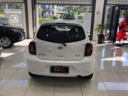 Nissan March 1.6 sl 16v - 2016