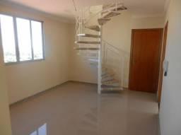 Cobertura à venda com 3 dormitórios em Caiçara, Belo horizonte cod:2559