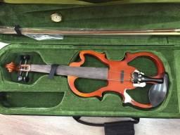 Violino Concert Elétrico CVE44N Novo+Garantia