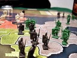 Jogo War Imperio Romano edição especial