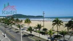 Kitnet residencial para locação, Vila Guilhermina, Praia Grande - KN0138.