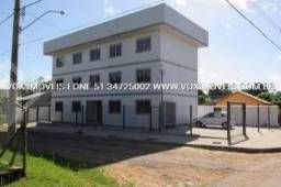 Apartamento à venda com 2 dormitórios em Berto círio, Nova santa rita cod:45078