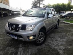 Nissan Frontier Automática 4x4 a Mais nova do RN Troco e Financio ! - 2014