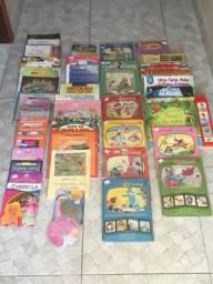 Livros infantil preço popular a partir de R$3,00 s/ novos. E novos C.Frio !!!
