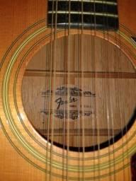 Violão Fender 12 cordas