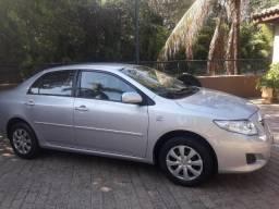 Corolla 1.6 xli 16v gasolina automático - 2008
