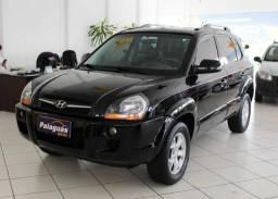 Tucson 2.0 Gls 2Wd Gasolina Automático - 2012