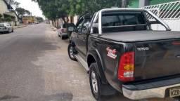 Vendo Hilux SRV 2008 completa - 2008