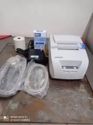 Impressora não fiscal nova