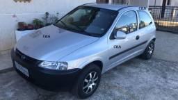 GM chevrolet Celta 1.0 prata 2001