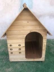 Venda casa de cachorro pouco uso