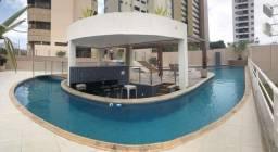 Locação de apartamento 320mts, 4 suítes, 3 vagas, Ponta do Farol, São Luis MA
