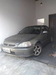 Honda Civic Lx 1.6 ano2000