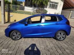Honda Fit EX 2015 AZUL