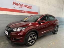 Honda HRV 2016 EXL 1.8 Completo+GNV Automatica //Financio sem entrada// Ac Troca //