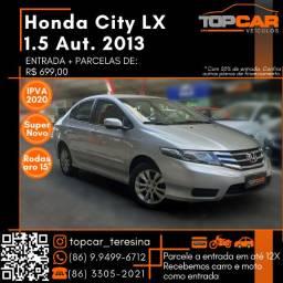 Honda City LX 1.5 Automático 2013