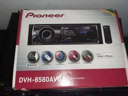 DVD Pioneer troco por outro Pioneer
