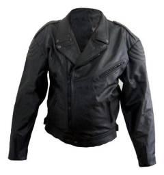 Jaqueta de Couro Augustus Motociclista Nº 52