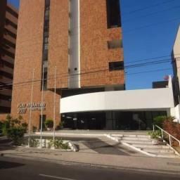 Flat com 2 dormitórios à venda, 65 m² por R$ 400.000 - Meireles - Fortaleza/CE