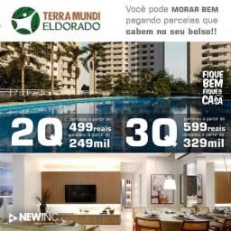 Terra Mundi Eldorado- Promoção Incrível.