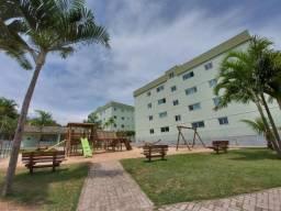 Apartamento com 3 dormitórios para alugar, 79 m² por R$ 900/mês - Chácaras Colorado - Anáp
