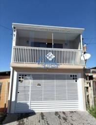 Sobrado com duas casas, 4 dormitórios à venda por R$ 585.000 - Ana Cristina II - Jandira/S