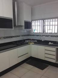 Sobrado com 3 dormitórios para alugar, 154 m² por R$ 3.000,00/mês - Santa Paula - São Caet