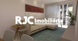 Apartamento à venda com 3 dormitórios em Tijuca, Rio de janeiro cod:MBAP33226