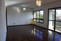 Apartamento com 4 dormitórios para alugar, 220 m² por R$ 1.600,00/mês - Cidade Jardim - Ri