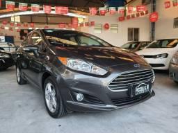 Ford New Fiesta SEL 1.6 Automatico impecável Vendo troco e financio R$