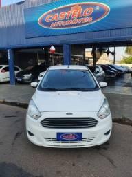 Ford Ka Sedam 1.5 Completo Financiamos Pegamos Seu Carro/Moto No Negocio