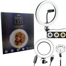 Iluminador de LED Circular Ring Linght
