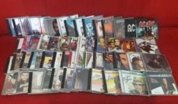 Lote com 60 cds variados em otimo estado.