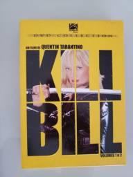 DVD Coleção Kill Bill Vol. 1 e 2 - 2 Discos