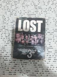 Dvd lost original 3 temporada completa