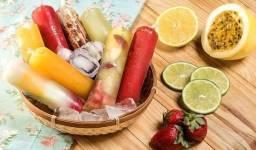 Aprenda a fazer um delicioso Geladinho Gourmet