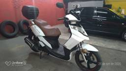 Dafra Cityclass 200i U.Dono Bx Km Leds Banco Marron Revisada