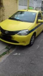 Taxi + autonomia + ponto