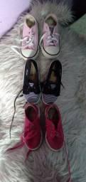 Vendo esses sapatos