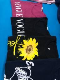 Vendo lote de roupas novas masculinas e femininas