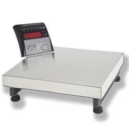 Balança 300 kg sem coluna - com portaria inmetro