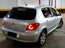 Peugeot 307 - Hatch 2011 Flex - Prata