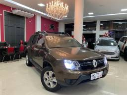 Renault Duster  manual 2017 flex