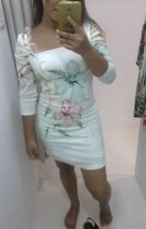 Vestido social da Colméia
