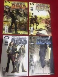 The Walking Dead Hq - Do 01 Ao 18 [exceto 15 E 17]